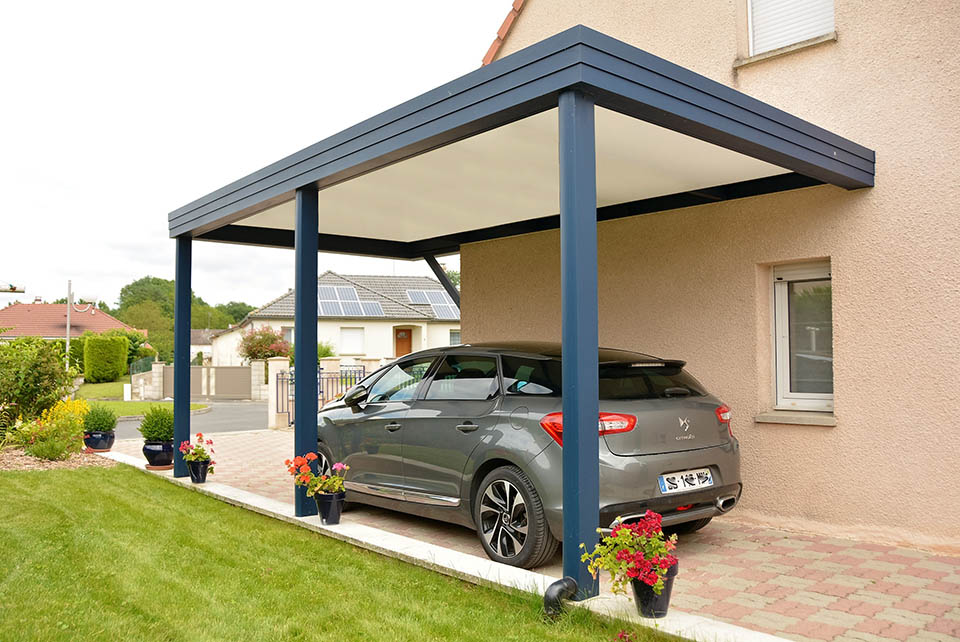 aluminium carport op maat. Black Bedroom Furniture Sets. Home Design Ideas