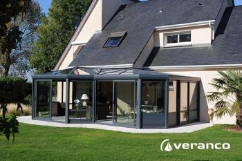 Extension Veranda. Awesome Unlike Traditional Garden Rooms Represent ...