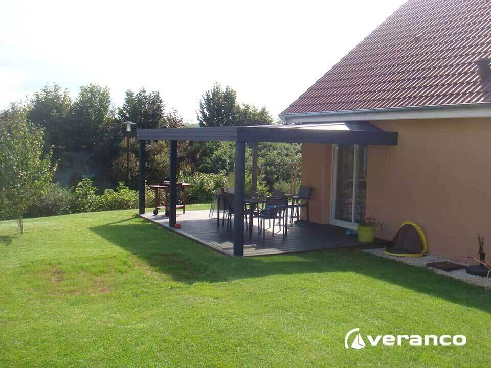 veranda argenteuil v randas pergolas sur mesure. Black Bedroom Furniture Sets. Home Design Ideas