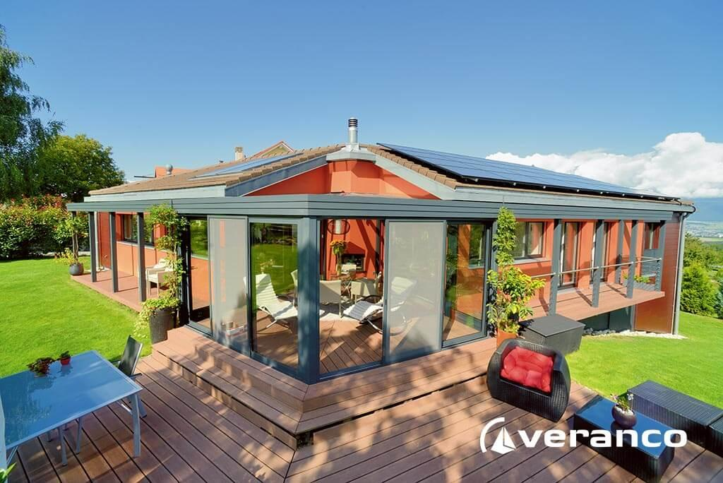 conception veranda sur mesure