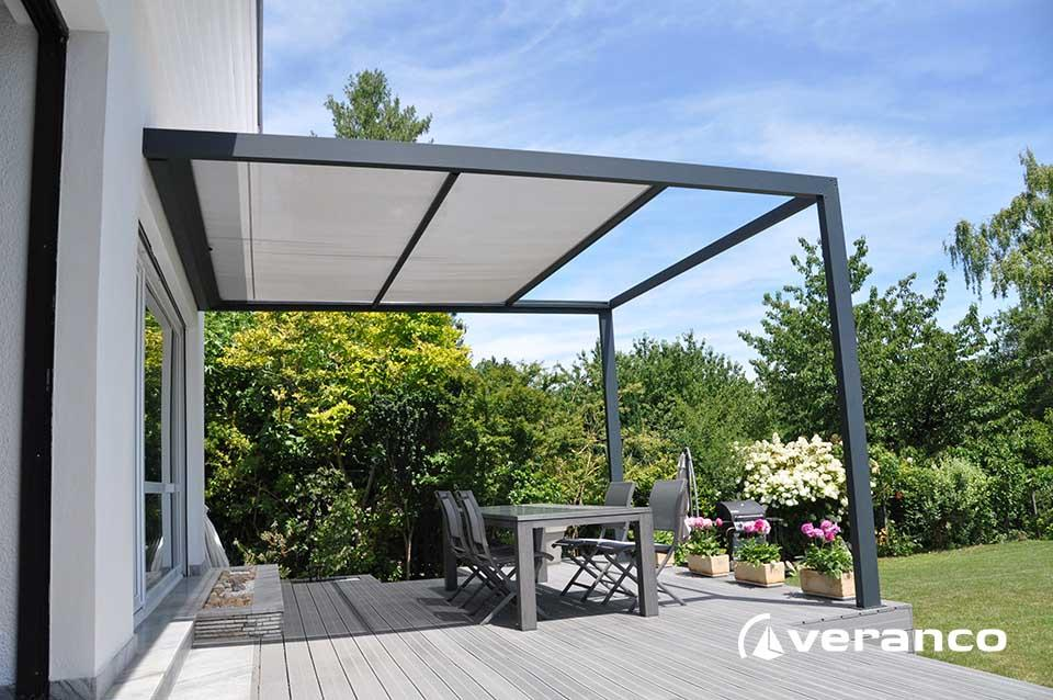 pergola retractable lyon