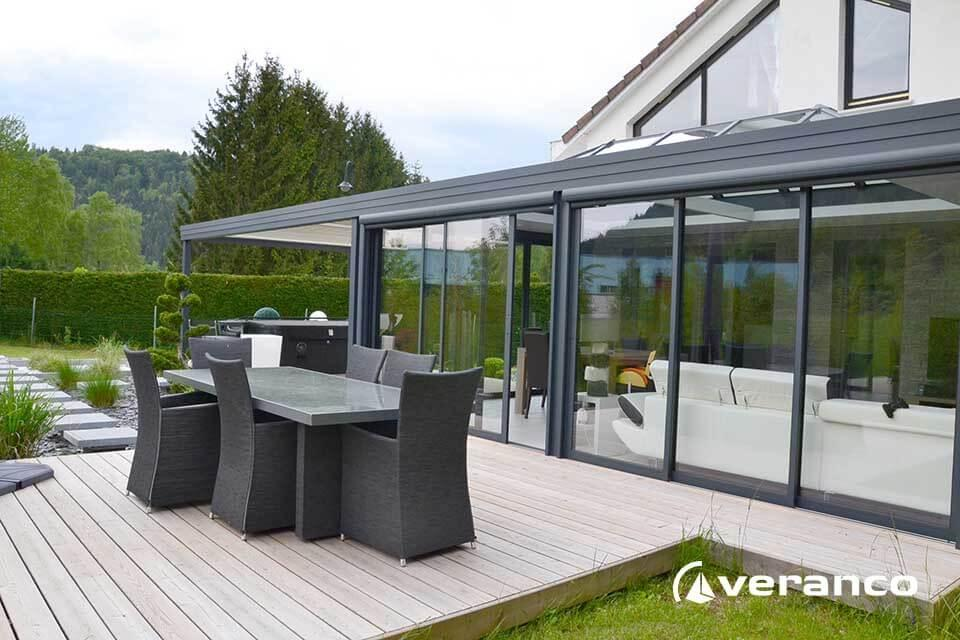 veranda epinal v randa et pergola alu dans les vosges 88. Black Bedroom Furniture Sets. Home Design Ideas