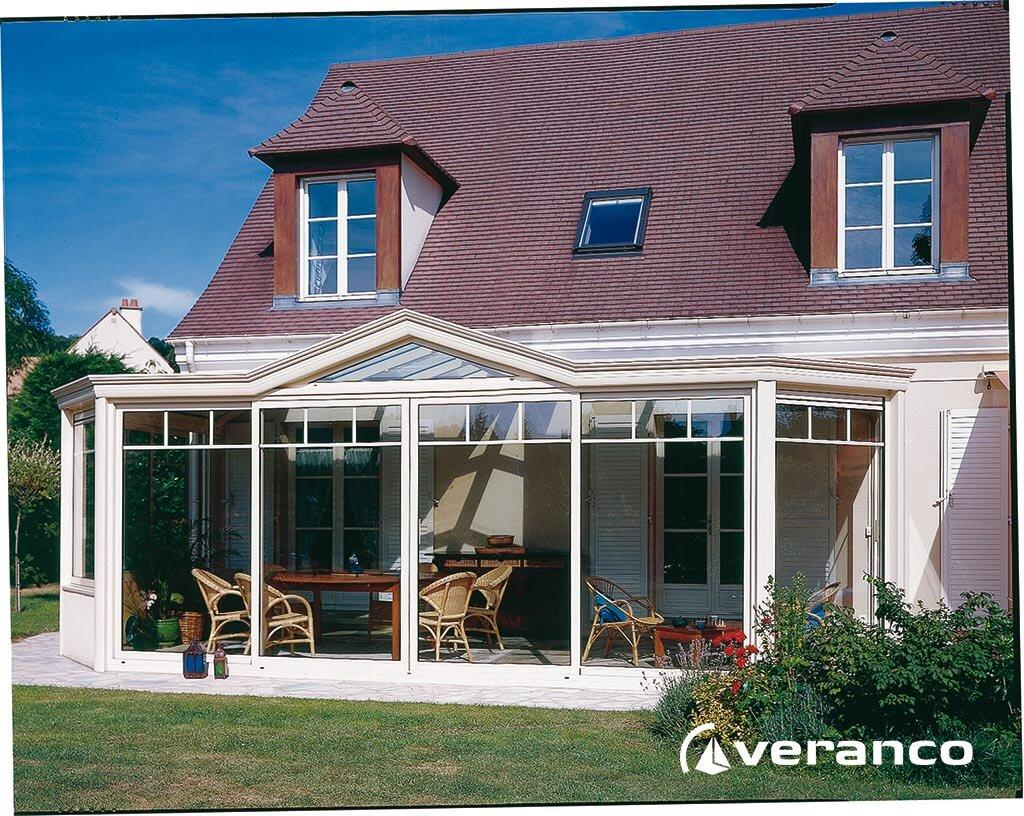veranda creation avec outeau