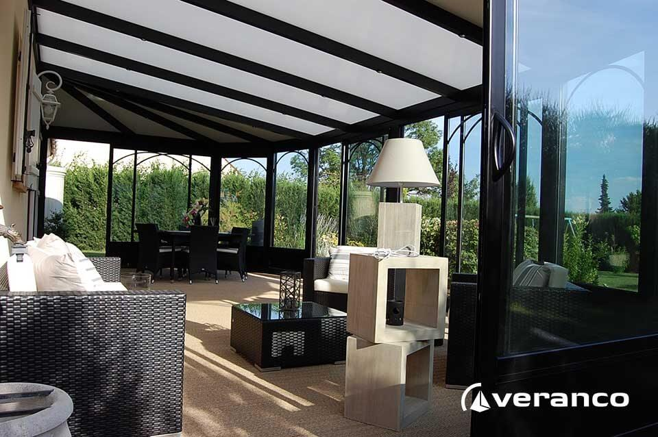 veranda 77 v randas pergolas alu en seine et marne. Black Bedroom Furniture Sets. Home Design Ideas